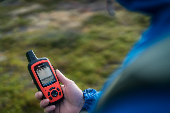 THE GARMIN INREACH: MERGING NAVIGATION & COMMUNICATION