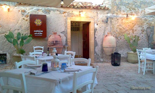 Top 5 favorite restaurants in South-Eastern Sicily