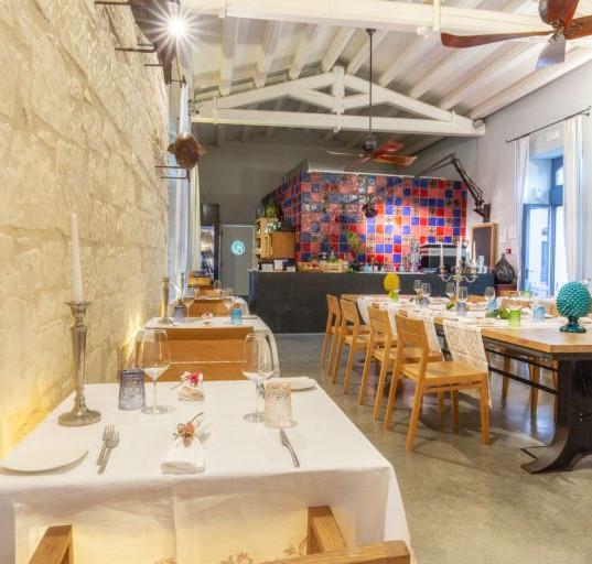 Restaurant Masseria Della Volpe