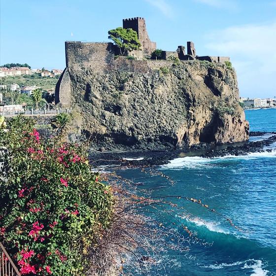 November in Sicily
