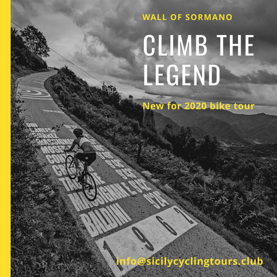 The legendary Wall Of Sormano