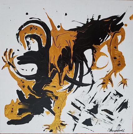 Black&Gold 1 Dans les griffes du dragon