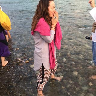 River Ganga Rishikesh