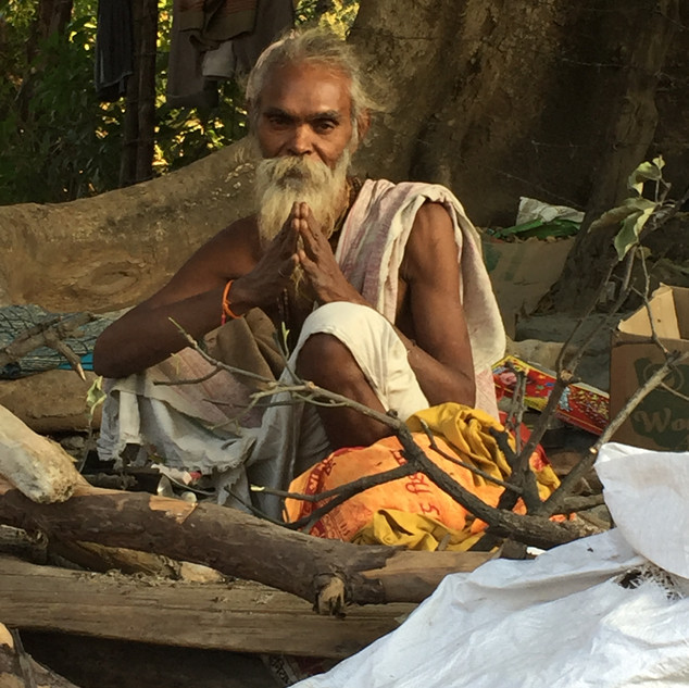 Bliss Yogi - Ram Jula, Rishikesh