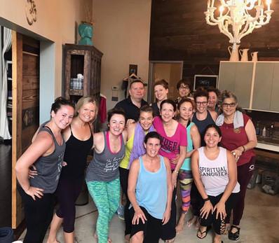 Sync Yoga Community