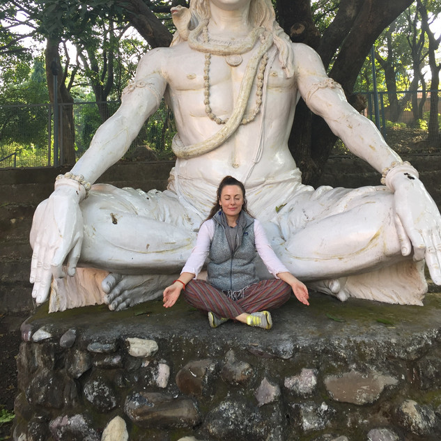 India & Meditation