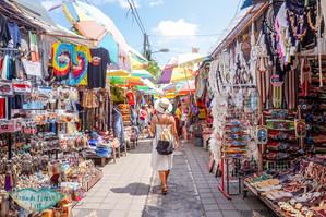 Bali Ubud Market