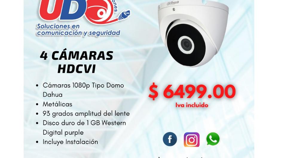 Camara HDCVI