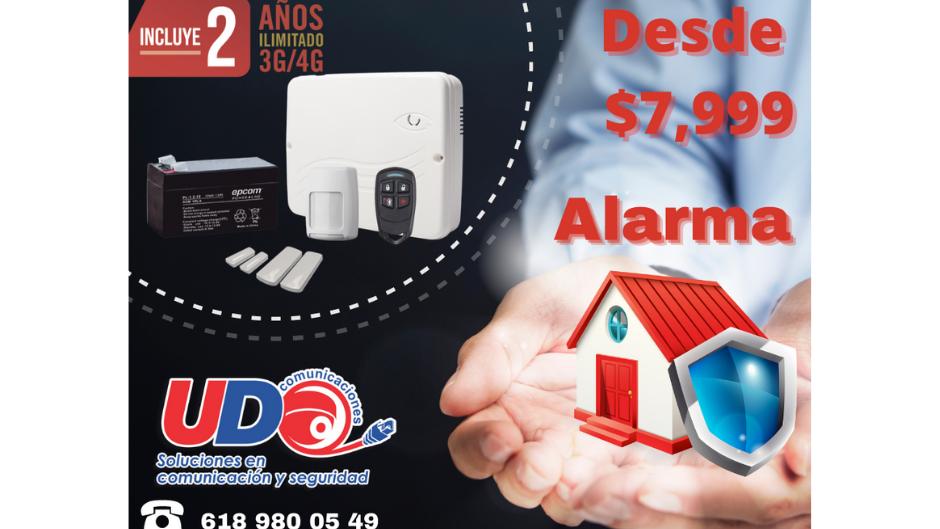 Kit Alarma Pro