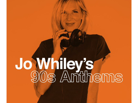 JO WHILEY'S 90S ANTHEMS IS COMING TO ELLIS MATHER PRESENTS NEWARK FESTIVAL