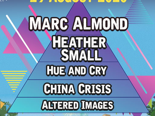 Marc Almond, Heather Small, Hue & Cry, China Crisis & Altered Images
