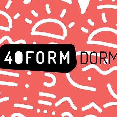 DormForm - Back to School