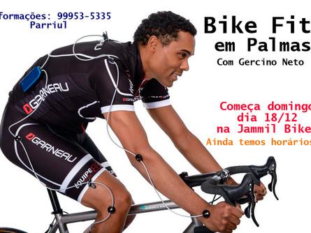 Bike Fit em Palmas