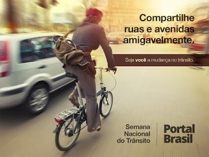 Compartilhe ruas e avenidas amigavelmente
