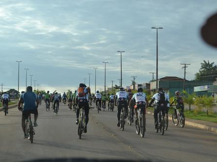 2º Desafio MTB Cidade de Pedra reúne 217 ciclistas em Ourilândia do Norte e repete sucesso do ano pa