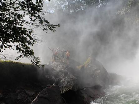 Pedal Cachoeira da Fumaça