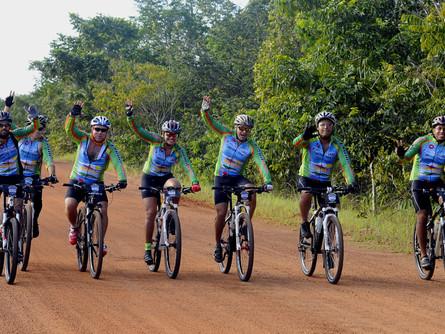 Volta ao Lago reúne ciclistas para mais 300 km de aventura