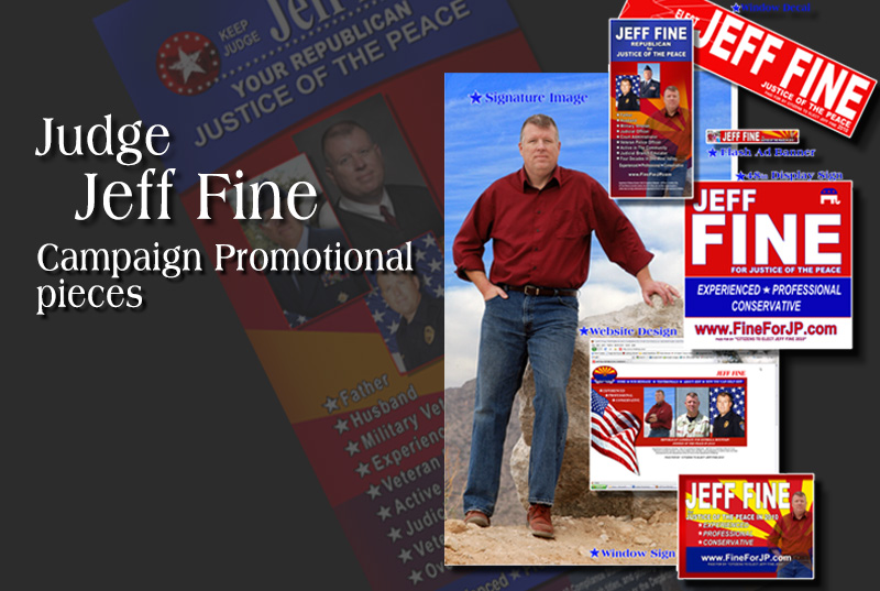 Judge Jeff Fine Promotional