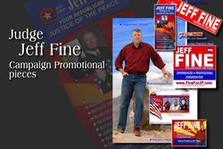 Judge Jeff Fine Promotional