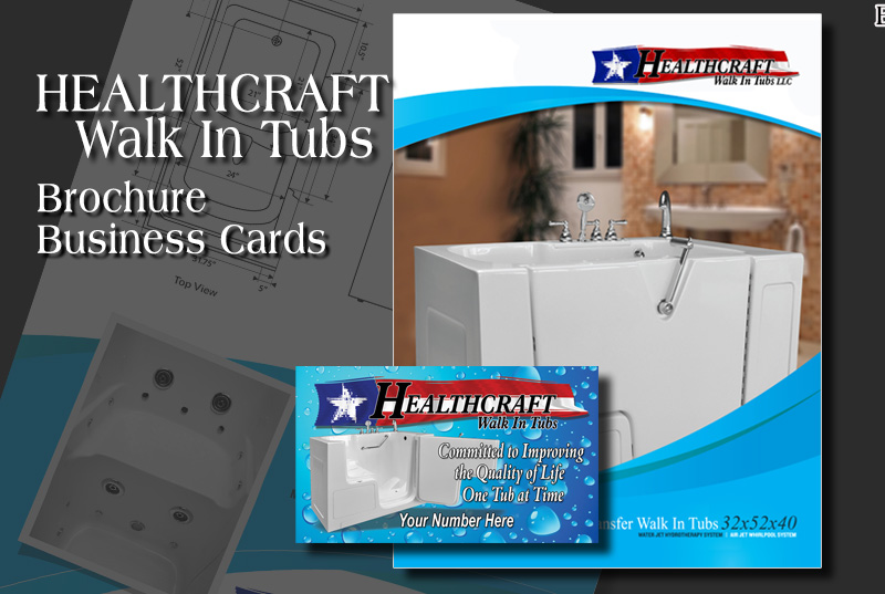 HEALTHCRAFT Walk In Tubs