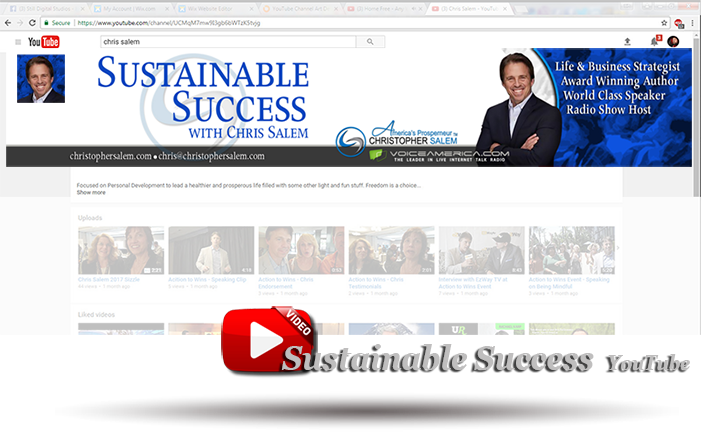 YouTube Master 701 Sustainable Success
