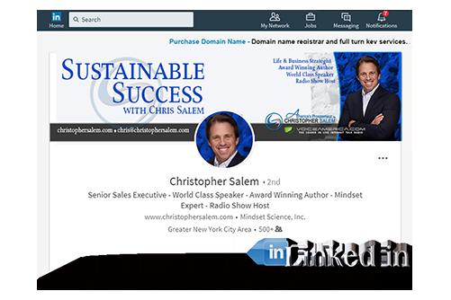 Link In Master Chris salem 501