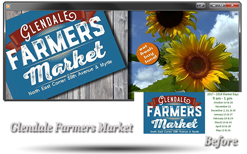 FaceBook Farmers Market 501
