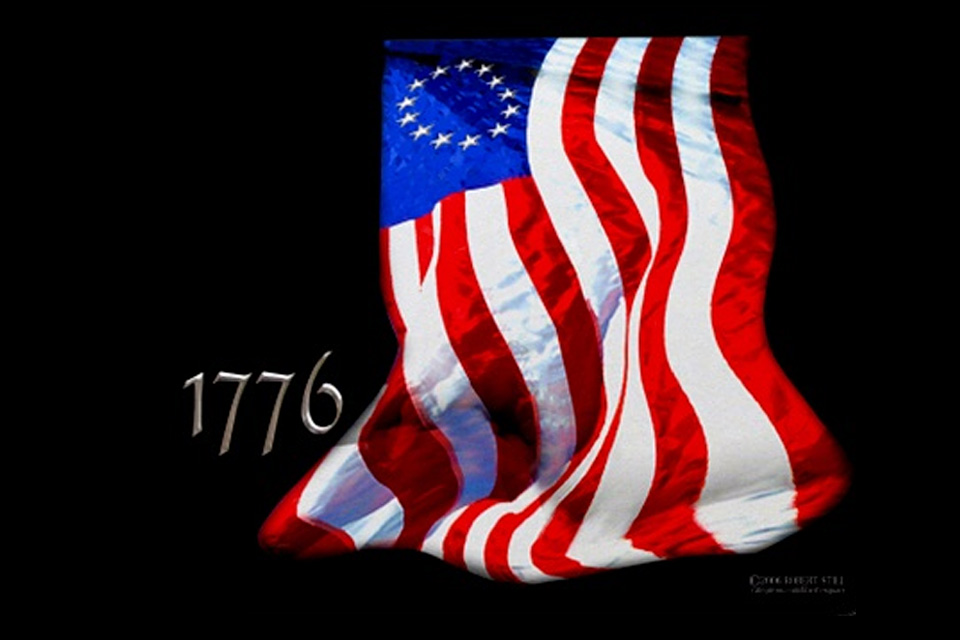 13 Star Flag 1776