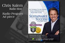 Chris Salem Radio Host