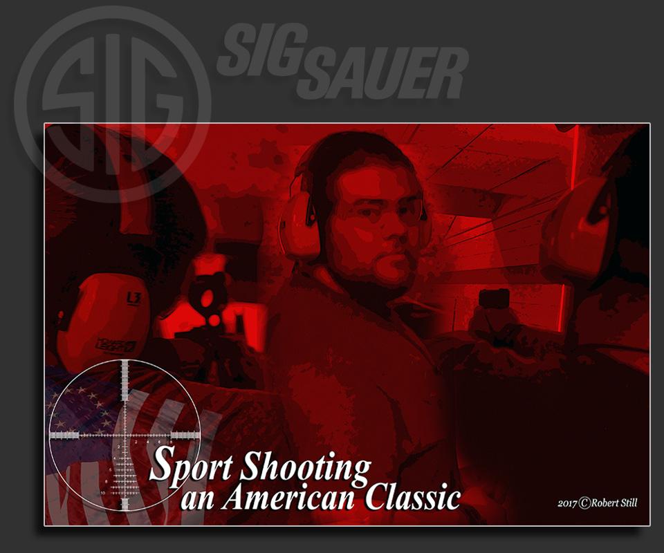 Rob Sig Saur Shooting Range