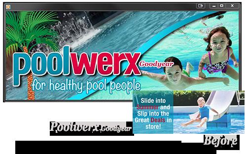 FaceBook Poolwerx 501