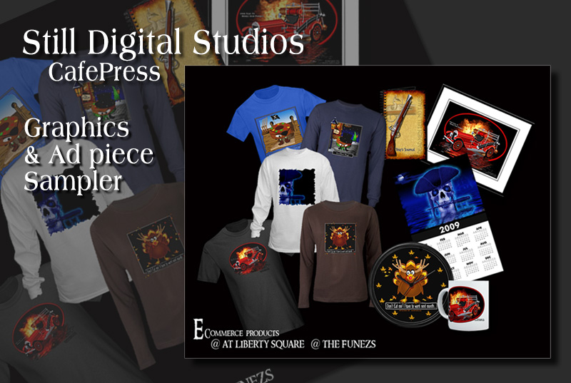 Still Digital Studios CafePress
