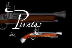 Pirate Flintlock 1632