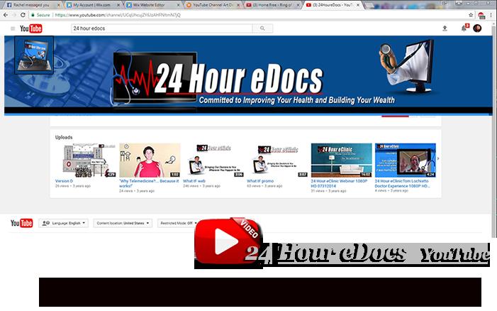 YouTube Master 701 24hr eDocs