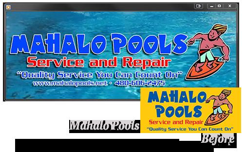 FaceBook Mahalo Pools 501