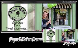 FaceBook Papa Eds Ice Cream 501