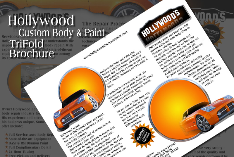 Hollywood  Custom Body & Paint