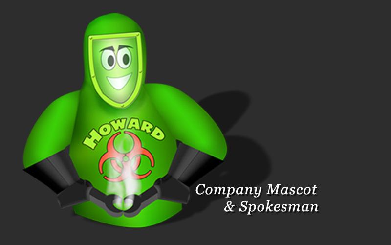 Company Mascot & Spokesman 09132018