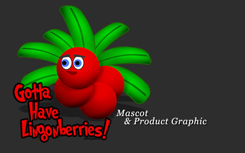Holiday Mascot  & Product Graphic 091320