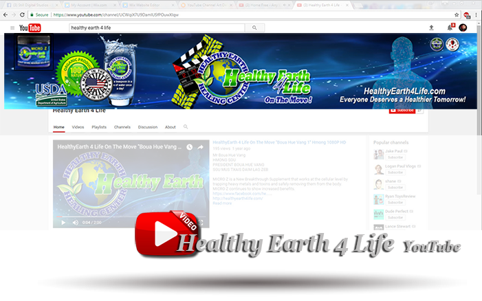 YouTube Master 701 HE4L
