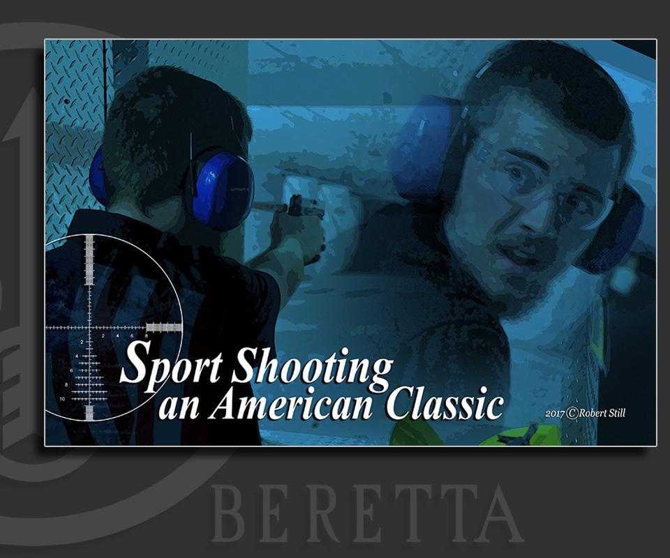 Rick Berreta Shooting Range