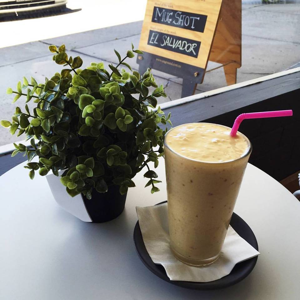 Odd Mug Cafe Cromer - Tropical island smoothie
