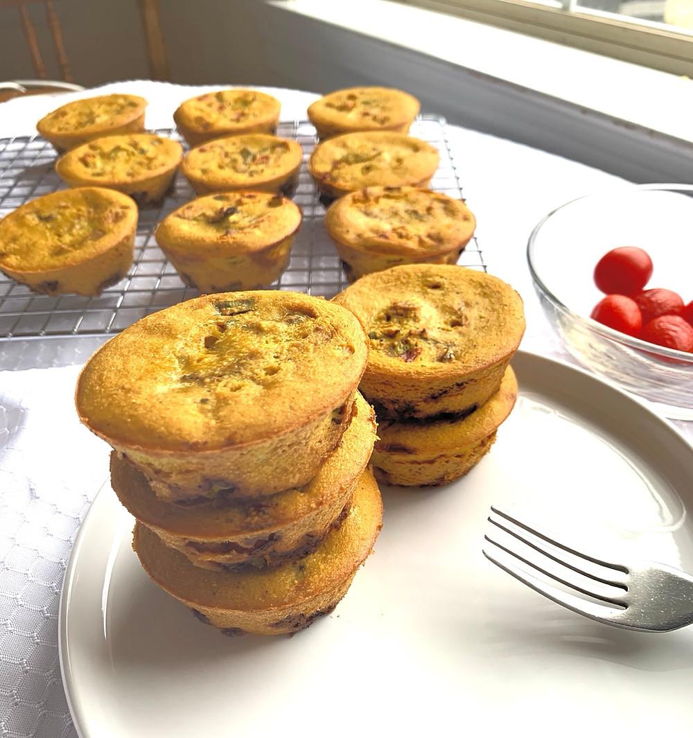 Vegan Frittata Muffins