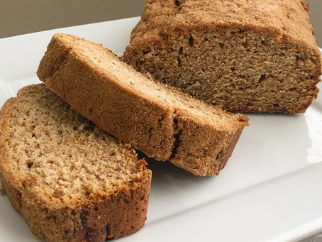 Best Nut-Free Vegan Banana Bread