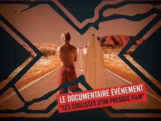 DOCUMENTAIRE ''Comment créer un (presque) film''