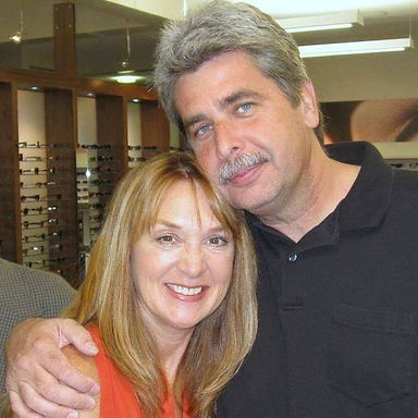 Sheri and David Lee the owners of Dave's Prestige Collision Repair Service