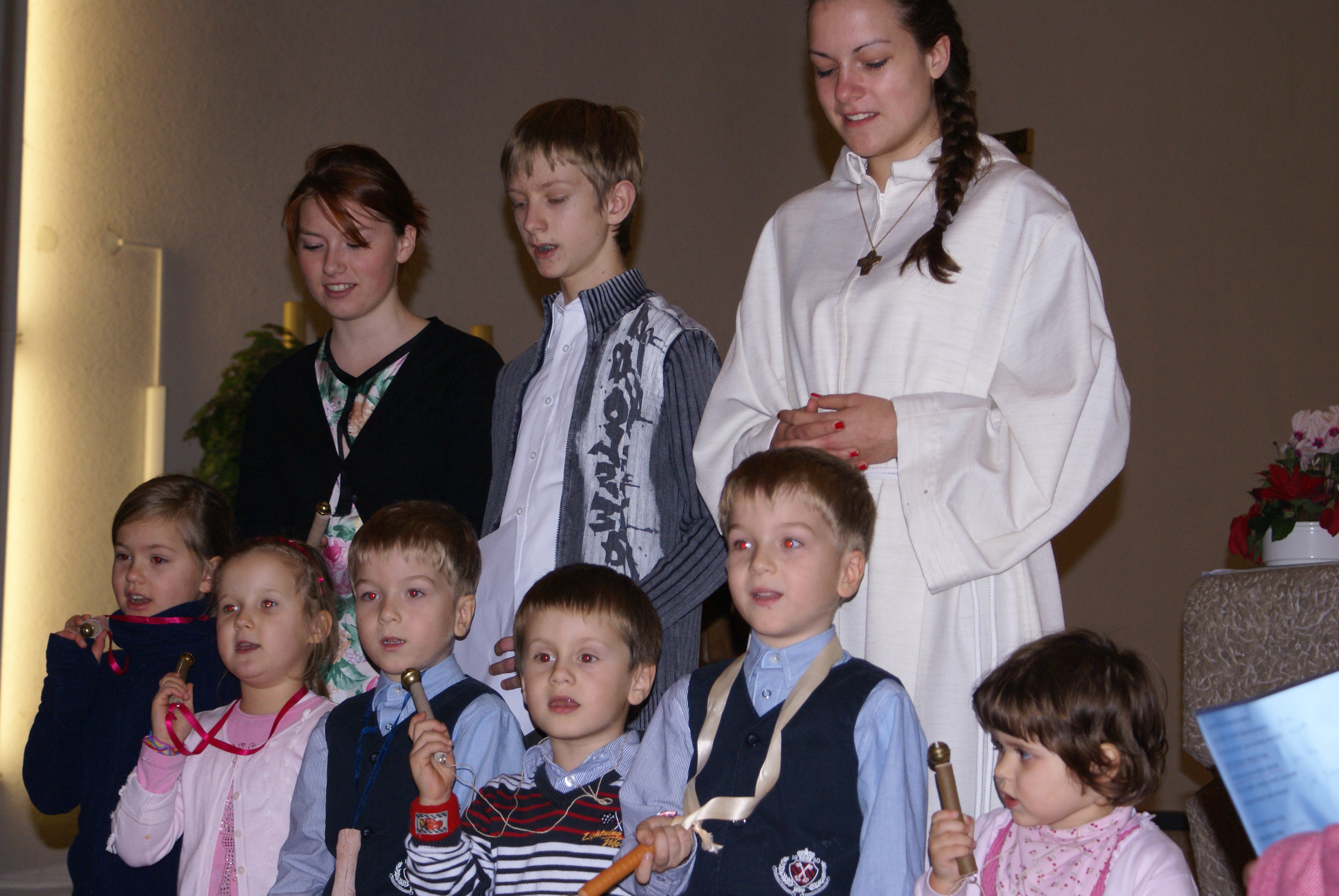 Występ w kościele