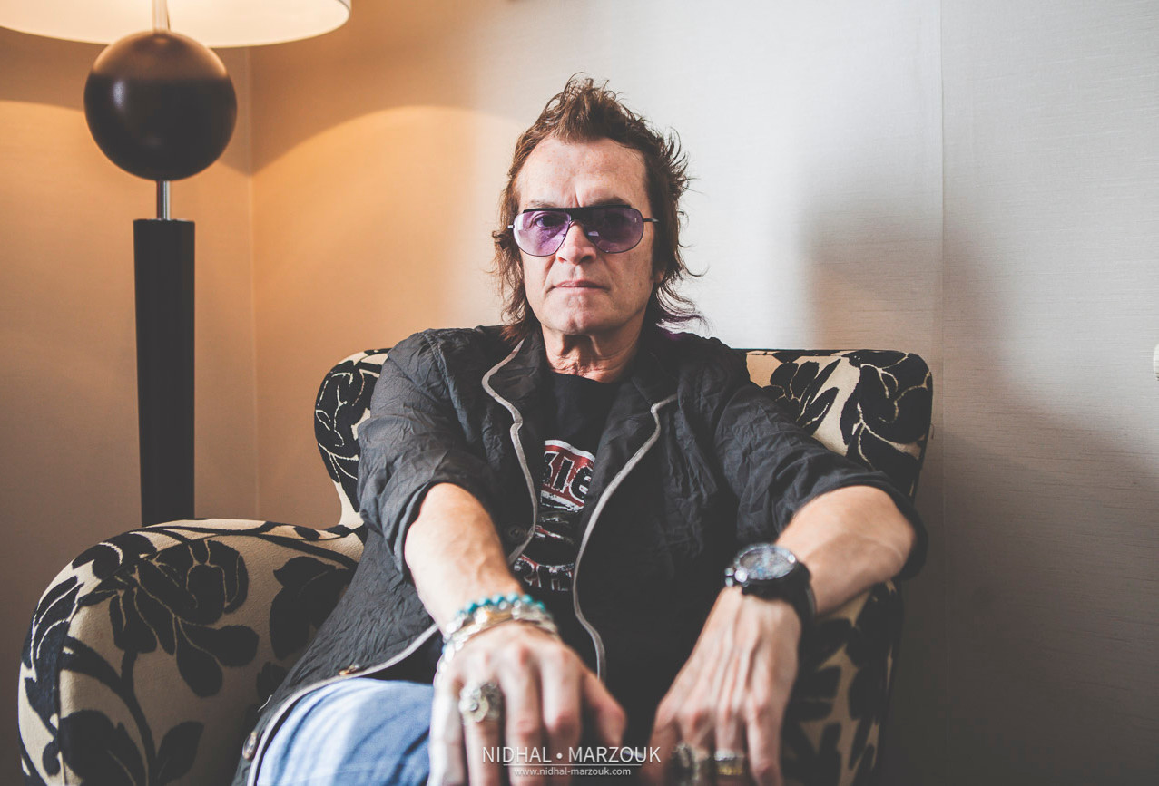 GLENN HUGHES (BLACK COUNTRY COMMUNION + EX DEEP PURPLE + EX BLACK SABBATH)