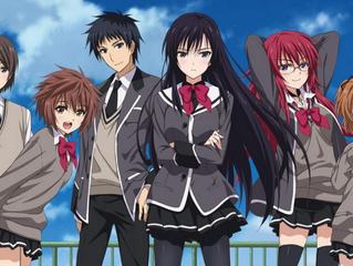 Animes sobre criação de games: pt1