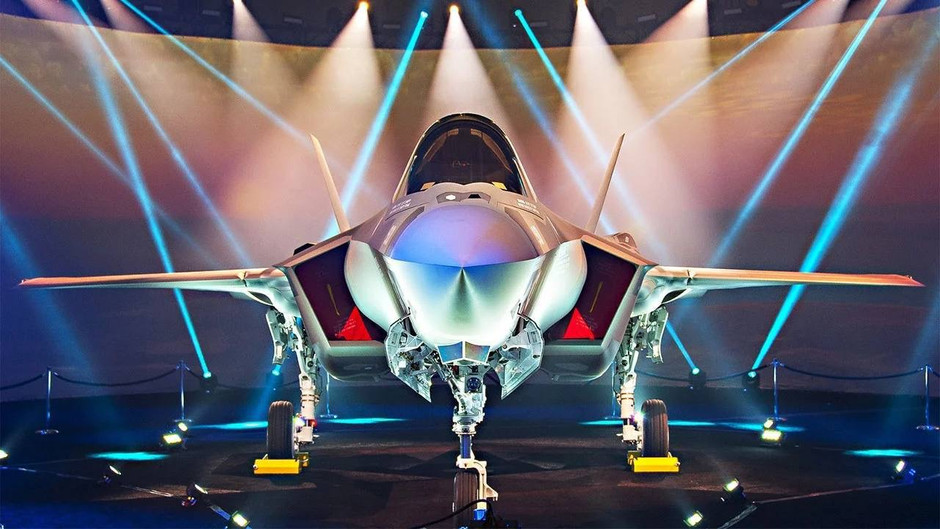 Lockheed Martin launches 700th F-35 fighter